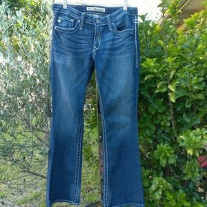Big Star Casey K Low Rise Jeans Size 29R